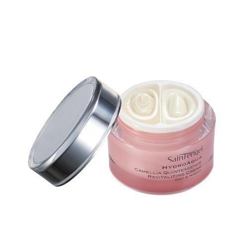 day and night cream, hydrating face cream, recovery cream, camellia cream